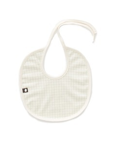 우프 SMALL BIB_WHITE/CHECKS