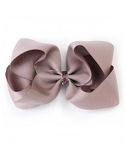 베르티존스 Large Hair Clip Glitter_Antique Mauve