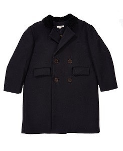 카라멜 HERACLES COAT_NAVY