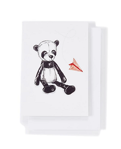 나나후치 Gift Card Taj The Panda