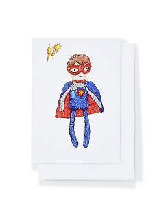 나나후치 Gift Card Super Boy