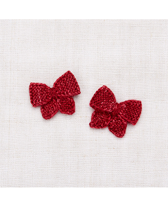 미샤앤퍼프 Baby Puff Bow Set - Berry
