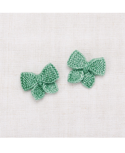 미샤앤퍼프 Baby Puff Bow Set - Celadon