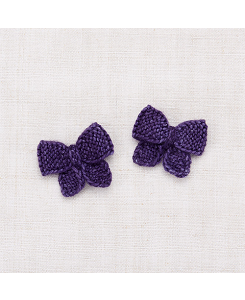 미샤앤퍼프 Baby Puff Bow Set - Violet